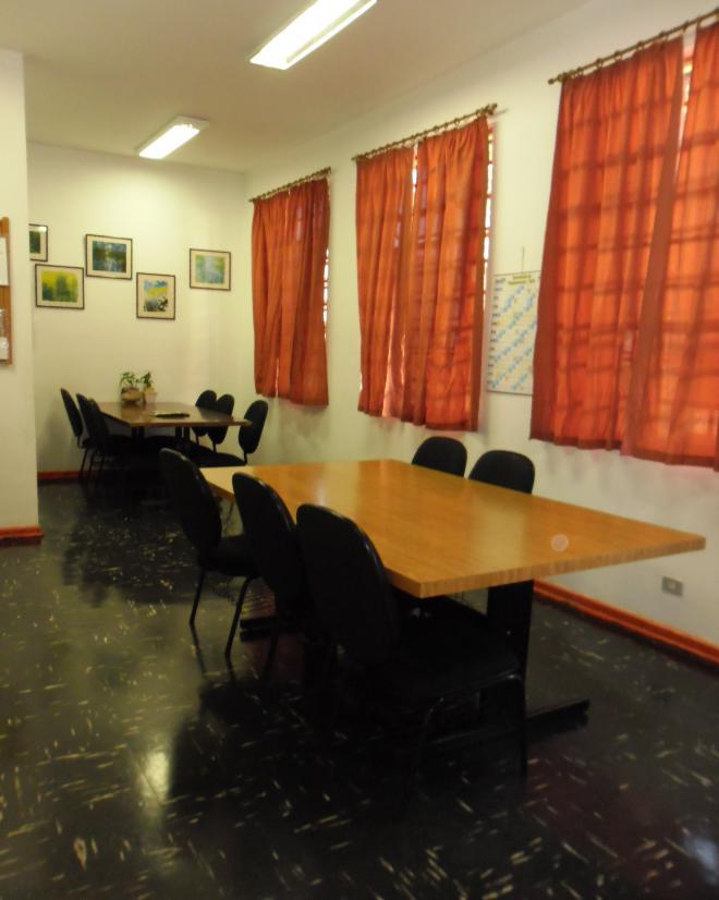 Sala dos professores emef desembargador amorim lima for Cortinas para aulas
