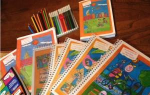 Material escolar 2013: algumas crianças já receberam