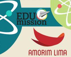 Amorim Lima fica com o segundo lugar no Edumission 2017