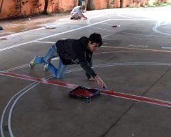 2º Voluntariado de Pintura das Quadras da Amorim Lima